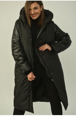 Пальто Diamant 1602 черный