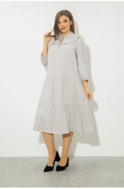 Платье Jerusi 2117 серый