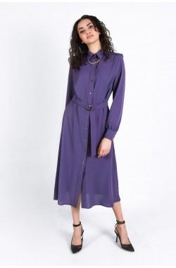 Платье Motif 1500 фиолетовый