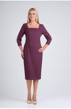 Платье Vilena 732 слива